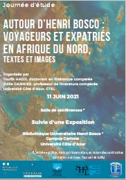 Autour d'Henri Bosco: voyageurs et expatriés en Afrique du Nord, textes et images: